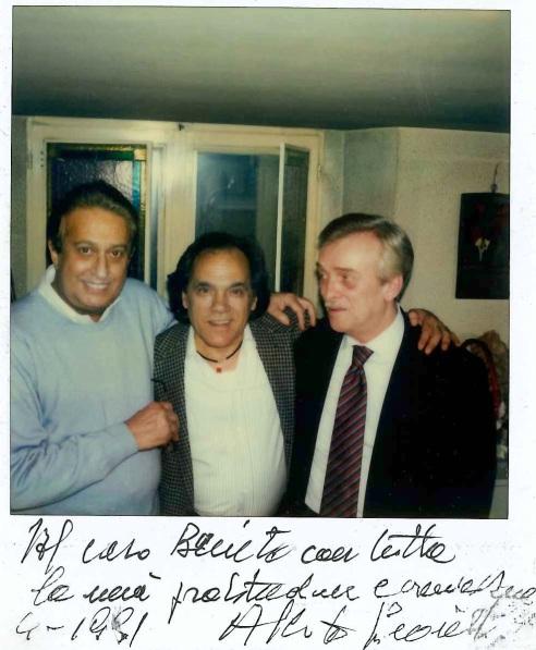 Alberto Lionello & Carlo Cattaneo