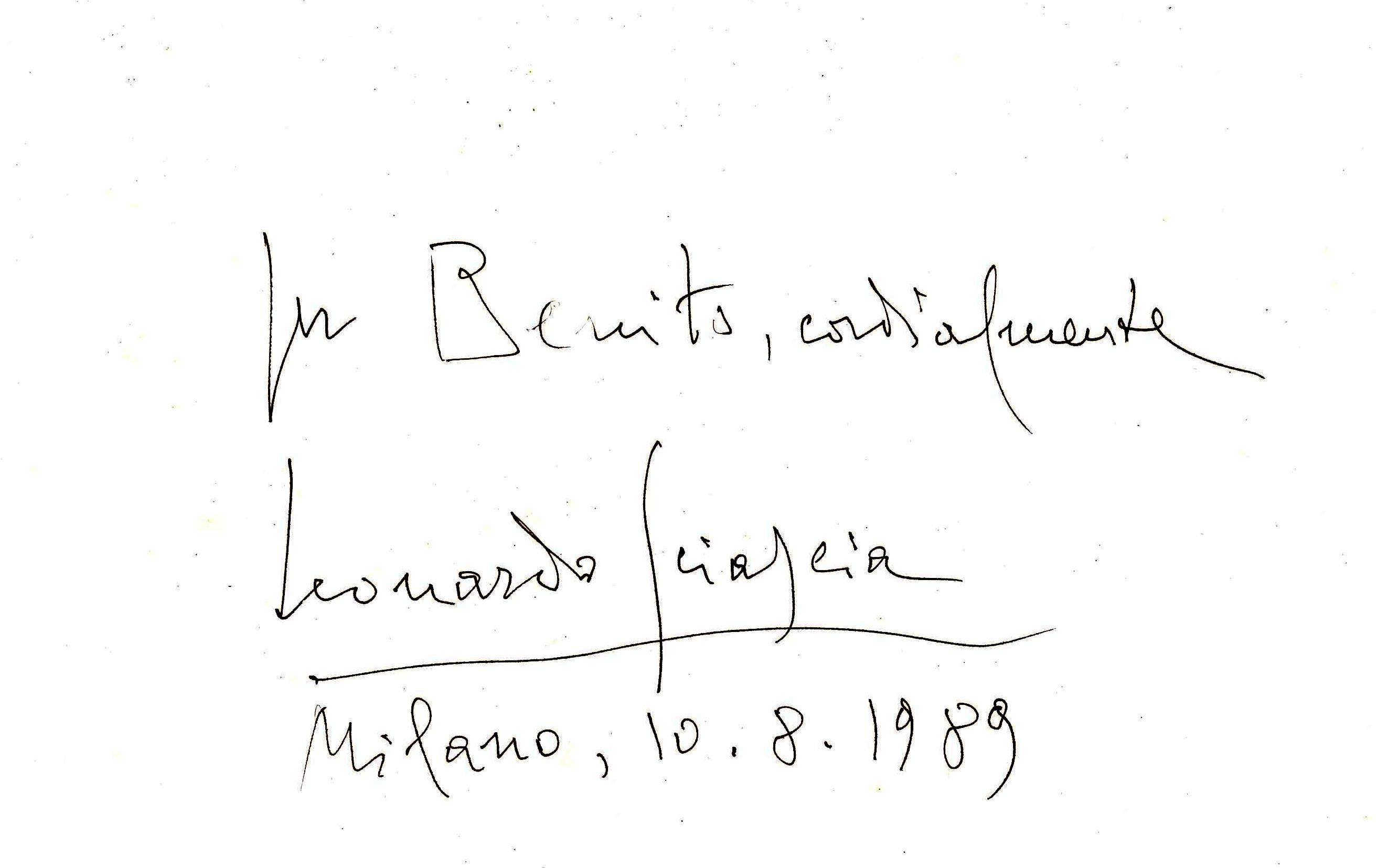 Leonardo Sciasia