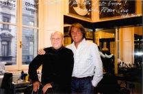 Salvatore ed il Maestro Pomodoro